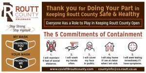 Routt County Covid 5 Commitments